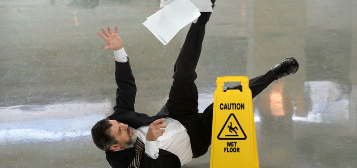 Liability: Who Pays for a Slip and Fall Injuries?