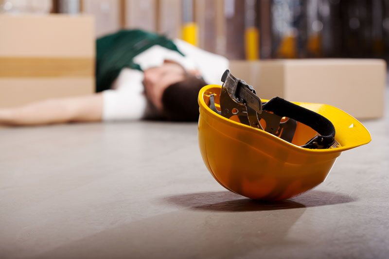 What to do in the event of an employee injury