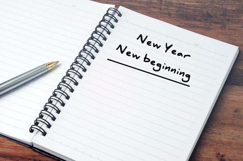 Advice for Setting Your New Year's Resolutions, making your new year's resolutions