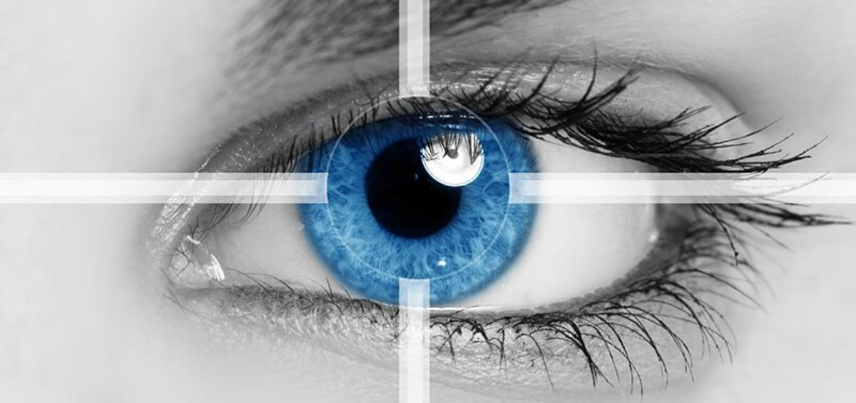 blue eye, Senior Eye Health Month