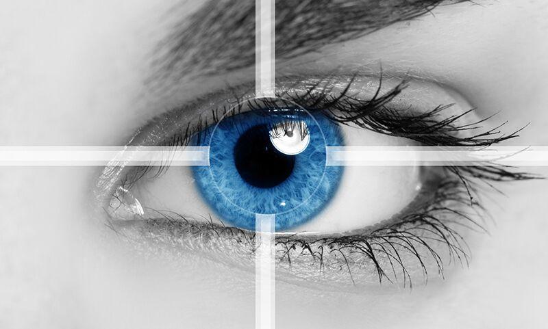 blue eye, Senior Eye Health Month