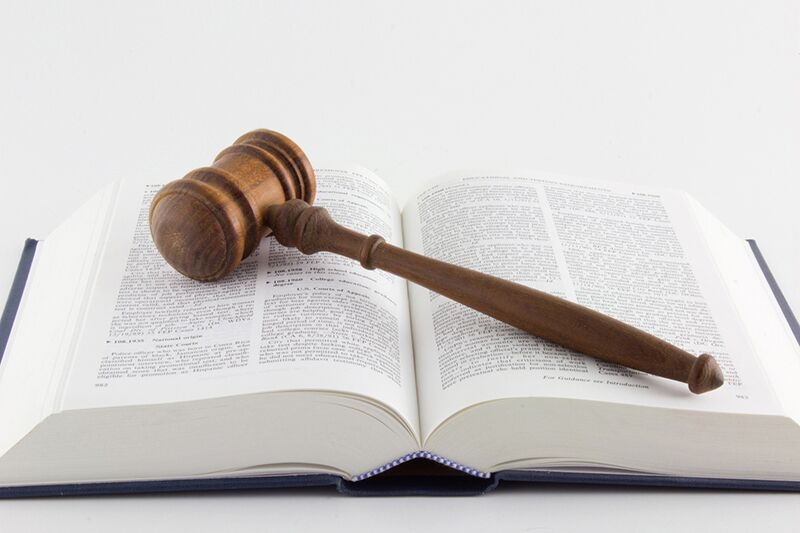 gavel on law book, home healthcare growth is outpacing the expansion of regulations