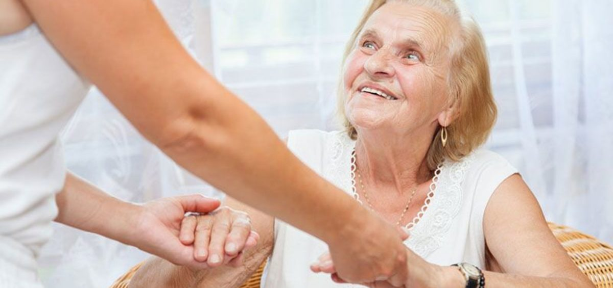 helping patient up, proper lifting techniques for home healthcare providers