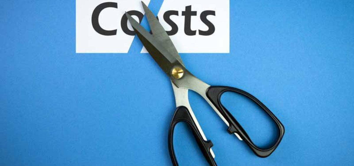 scissors cutting costs, keep workers comp costs down