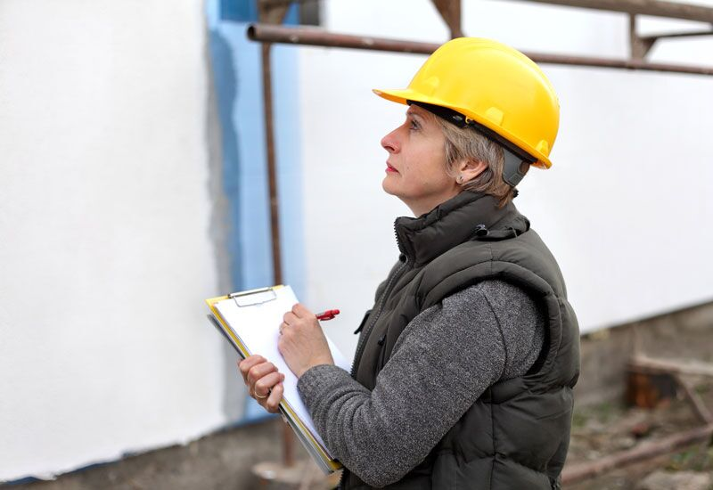 inspector in workplace, what to do during an OSHA inspection
