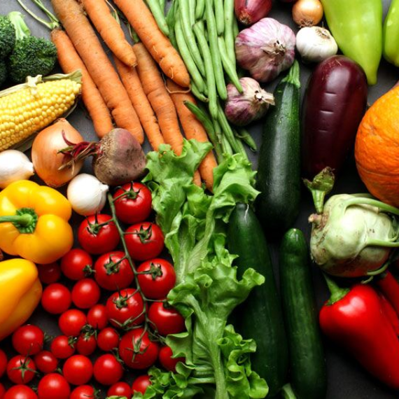 fruits and vegetables, eat healthier this new year