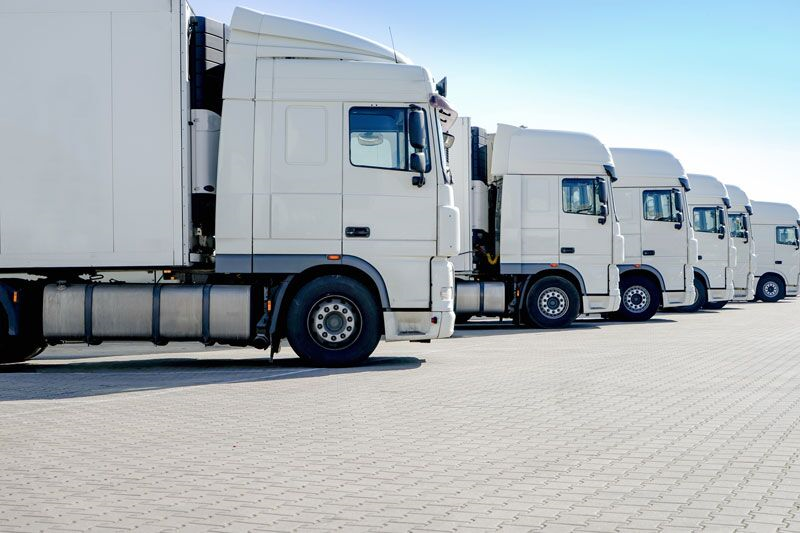 trucks, workers compensation insurance landscape for the trucking industry