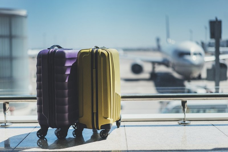 Air travel with Aviation Workers' Compensation